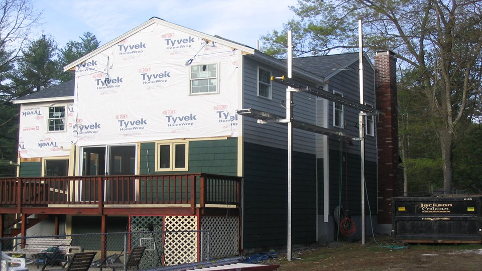 2nd Story Addition