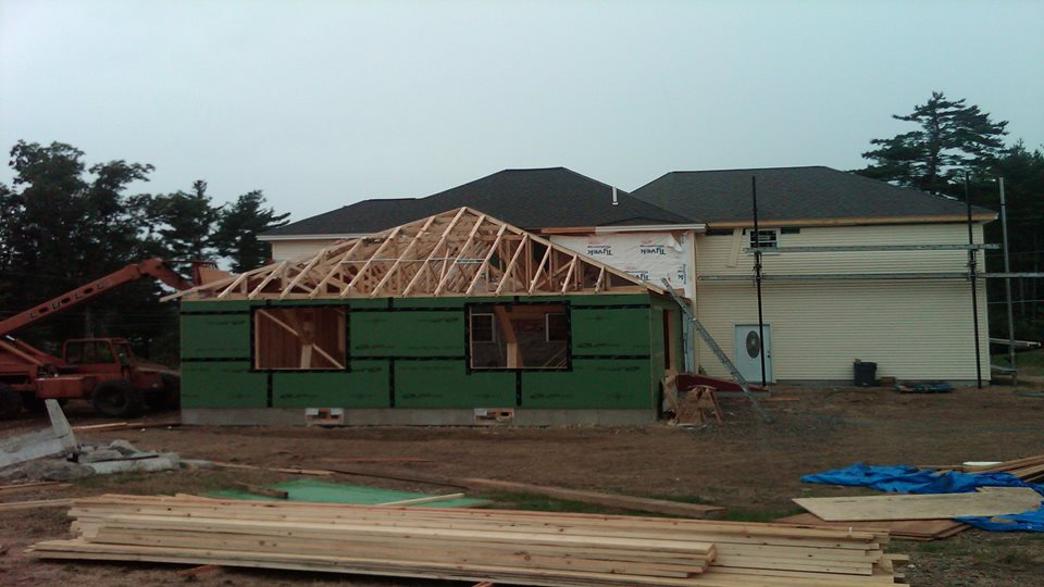 Addition Over Garage